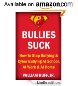 "Get free copy of ""Bullies Suck"" on Amazon Kindle"